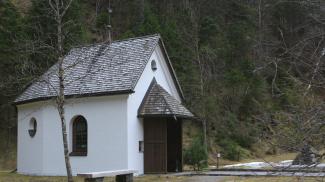 frauenbrünnele frauenbrünnl-kapelle breitenwang