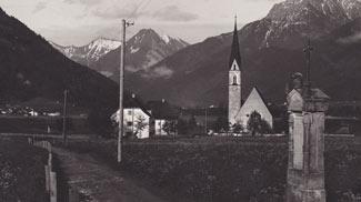 Kirchenmotiv Elbigenalp