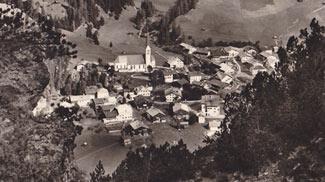 Holzgau und Höhenbachtal