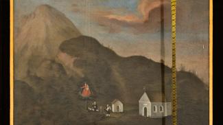 votivbild sinnesbrunn bergknappen
