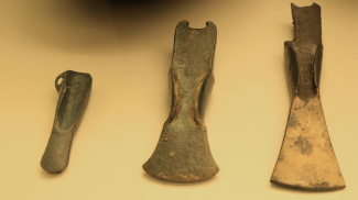 Lappenbeile Hortfund Hohenschwangau Bronzezeit