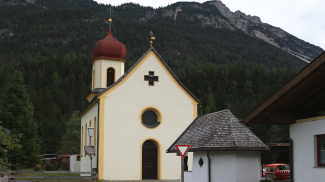 filialkirche expositurkirche sebastian forchach