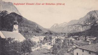 ehrwald gaistal