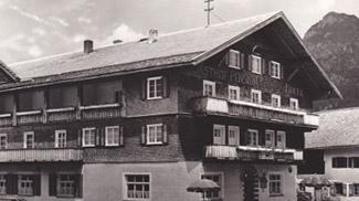 Alpengasthof Schwarzer Adler
