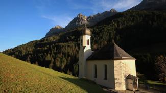 pfarrkirche hinterhornbach