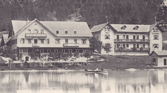 Hotel Seespitze mit Villa Gamsbock
