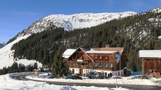 Holzgauerhaus