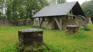 Grundmauern Wolkenberg