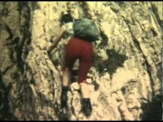 Höfats-Überschreitung mit Anderl Heckmair (1968)