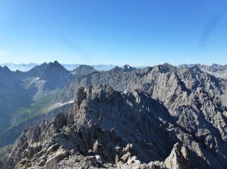 Potschallkopf 2587m