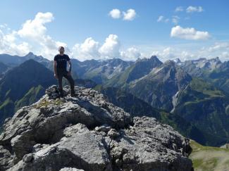 Westliche Hengstspitze 2599m