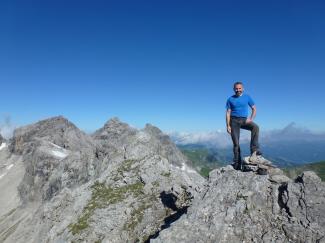 Östliche Faulewandspitze 2473m