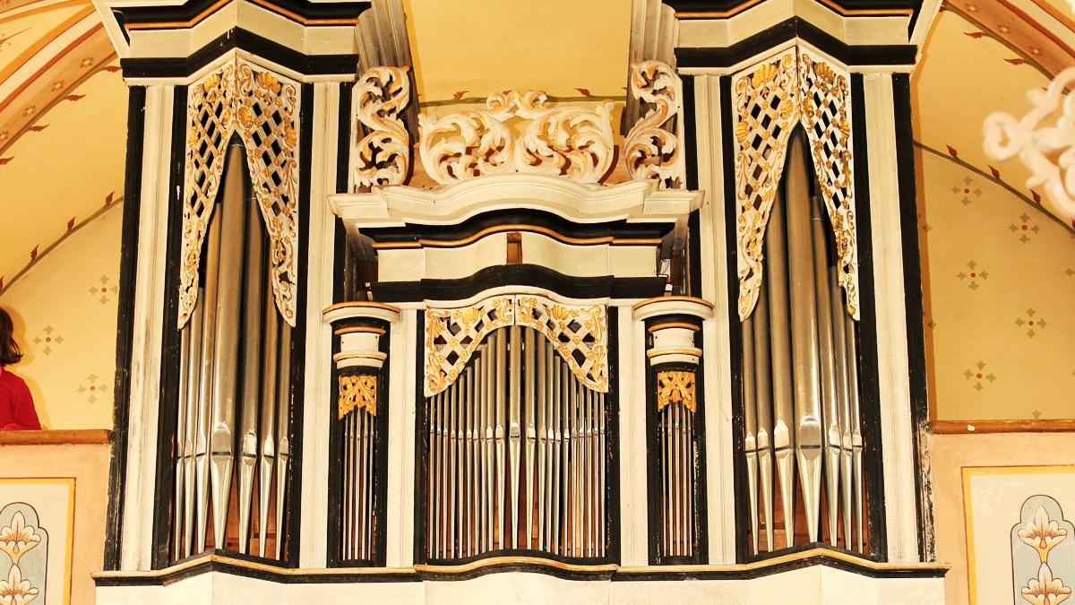 pfafflar boden orgel
