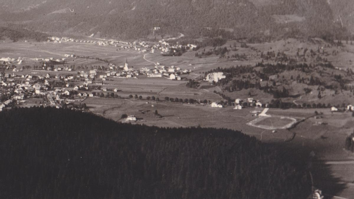 Breitenwang, Sintenbichl und die Innsbrucker Straße