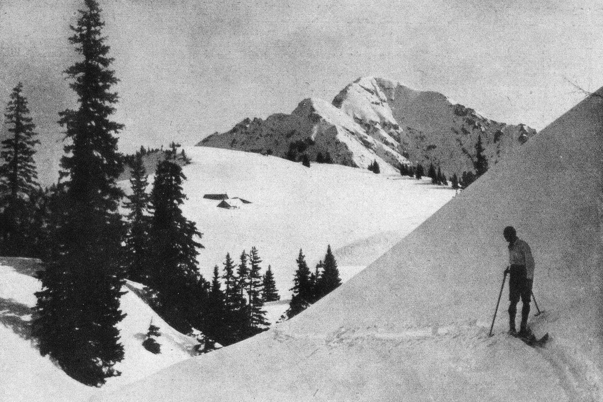 raazalm raazalpe thaneller skitour