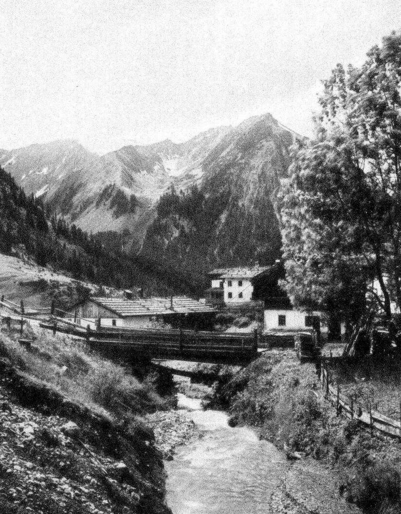 Partie aus Namlos - 1912