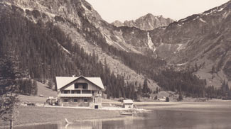 Alpen-Gasthof Vilsalpsee