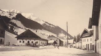 Lermoos Unterdorf