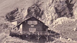 Pfronterhütte