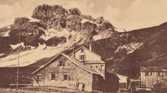 Kempterhütte mit Kratzer