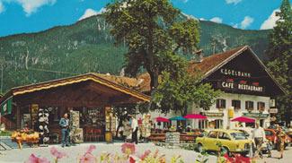 Restaurant Cafe Hofer