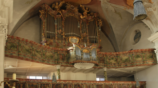 Breitenwanger Orgel