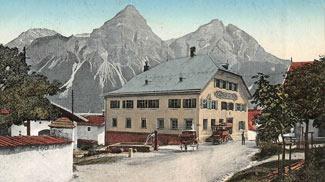 Gasthof zur Post in Lermoos