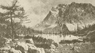 Seebensee und Wetterstein