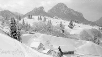 Katzenmühle im Winter