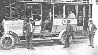 Omnibus-Linie Imst-Reutte