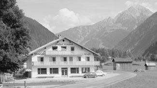 Gasthof Waldrast in Holzgau