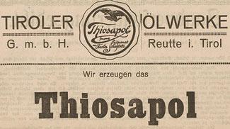 Tiroler Ölwerke