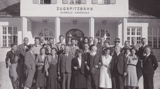 Zugspitzbahn Talstation