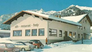 Cafe Restaurant Fredy