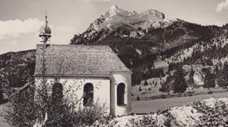 grän lumbergkapelle aggenstein michaelskapelle