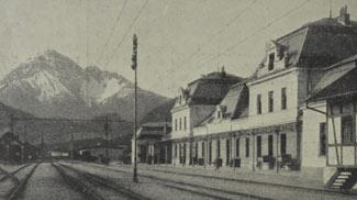 Bahnhof Reutte