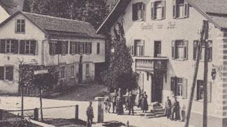 Gasthof Post - Detail