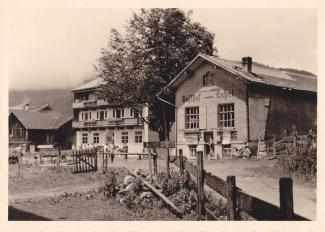 Hotel Engel 1956