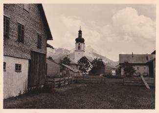 Ortskern Tannheim