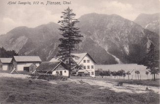 Hotel Seespitze