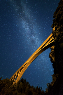 Gamstobelbrücke, 23.09.2013, II