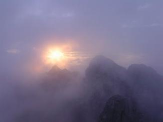 2010/01 Wettererscheinungen in den Bergen (Platz 3)