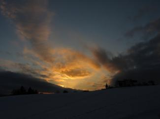 2010/01 Wettererscheinungen in den Bergen (Platz 2)
