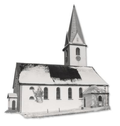 Jungholzer Pfarrkirche