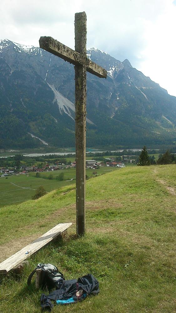 Moosberg und die Schwarzhanskarspitze